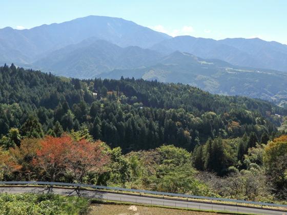 Magome Tenbou-dai (observation deck)