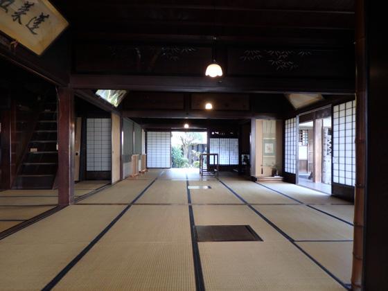 Waki-honjin Okuya